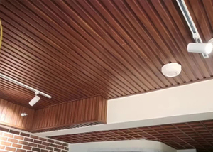 生态木室内吊顶